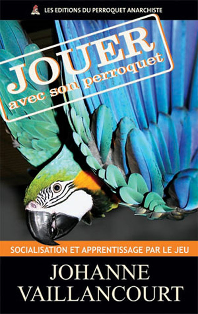 Livre: Jouer avec son perroquet